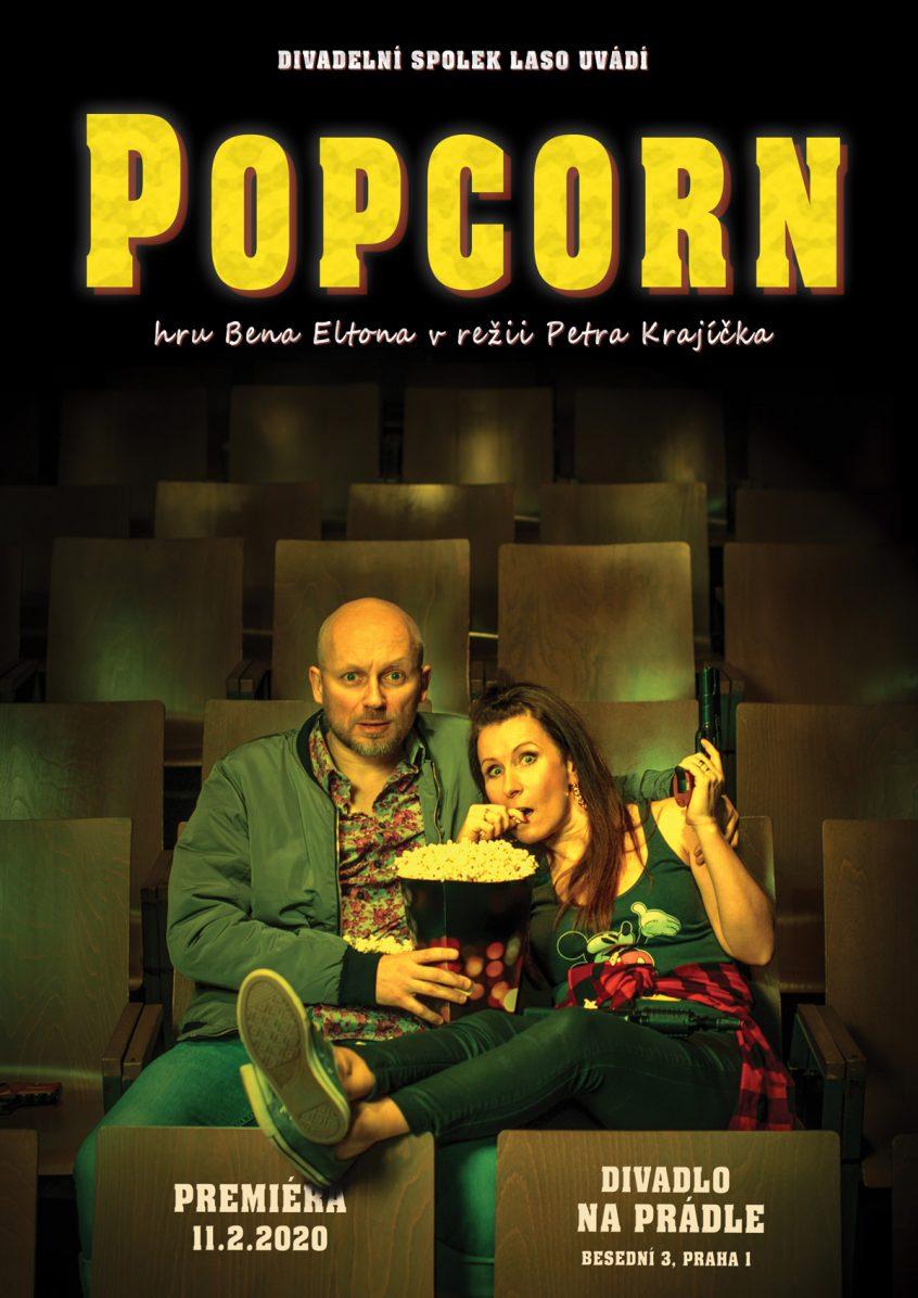 Oficiální plakát Popcornu