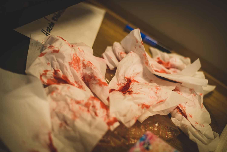 Spousta krve